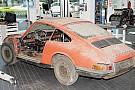 Auto La plus vieille 911 entre au musée Porsche