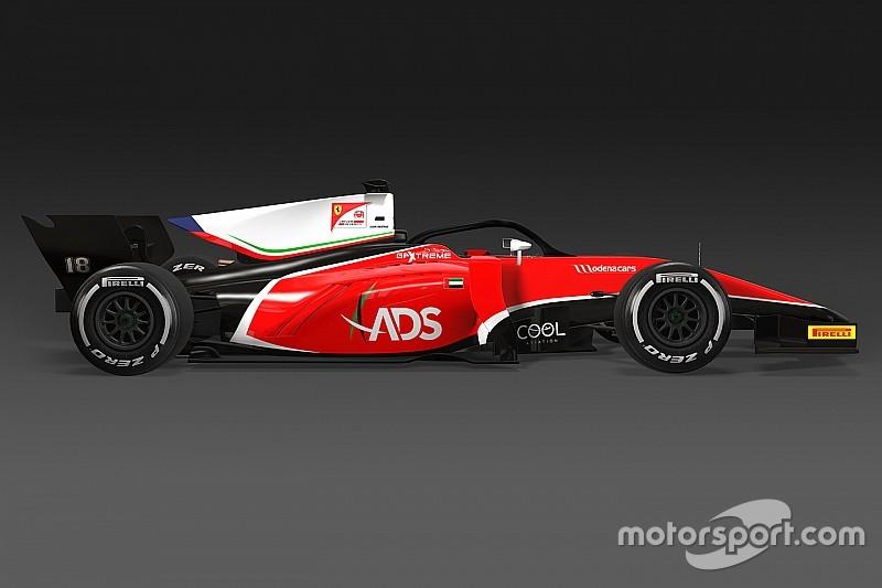 Charouz s'associe à Ferrari avec Delétraz et Fuoco