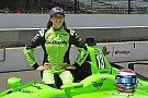 Danica Patrick geht von P7 in ihr letztes Rennen: