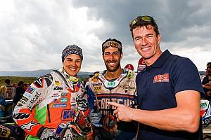 Dakar Artículo especial Ocho españoles se cuelan en el el top 20 de motos