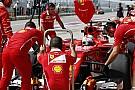 Vettel tendrá un nuevo chasis tras los problemas del viernes