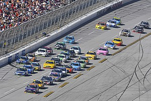 NASCAR Cup Breaking news Was Talladega the one that got away for Denny Hamlin?