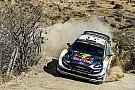 Meksika WRC: Loeb lastik patlattı, Ogier liderliğe yükseldi