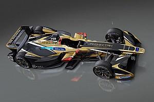 Formula E Noticias de última hora Lavado de cara de Techeetah para la temporada 2017/2018 de Fórmula E
