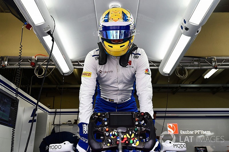 Ericsson cree que puede ser un piloto competitivo