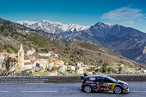 WRC Breaking news WRC future talks to include hybrids, electric cars