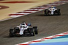 Formule 1 Williams refuse d'accabler ses pilotes pour son manque de performance