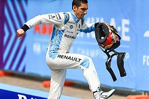 Formule E Réactions