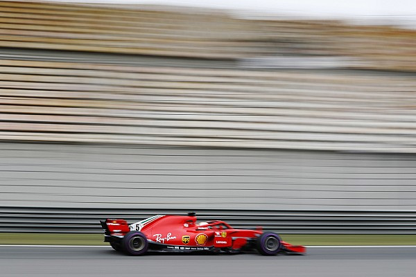 Vettel mitigé dans sa quête de réglages parfaits