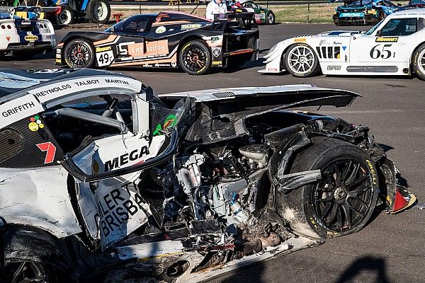 Endurance Video: che botti alla 12 Ore di Bathurst!