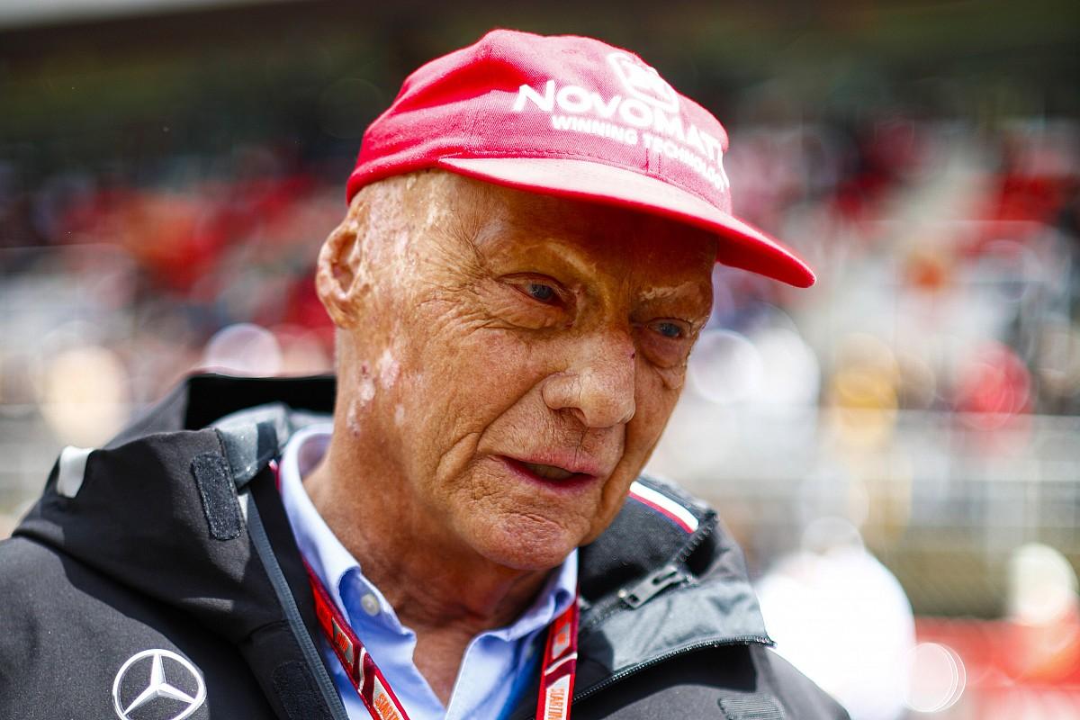 Niki Lauda opnieuw op afdeling intensive care in Wenen