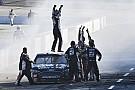 NASCAR Клинт Боуйер впервые с 2012 года выиграл гонку NASCAR