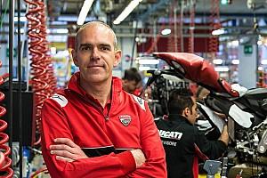 WSBK Ultime notizie Ernesto Marinelli nuovo direttore tecnico e di prodotto di Termignoni