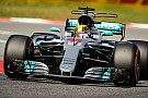 Formula 1 Hamilton admits Mercedes F1 car