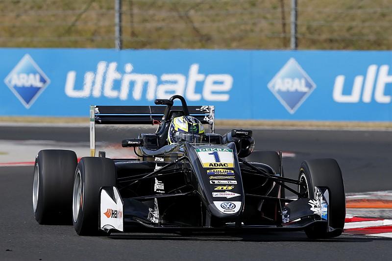 Eriksson retoma el liderato de la F3 con una nueva victoria en Hungría