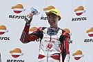 CEV Podium bersejarah Dimas Ekky di CEV Moto2 Barcelona