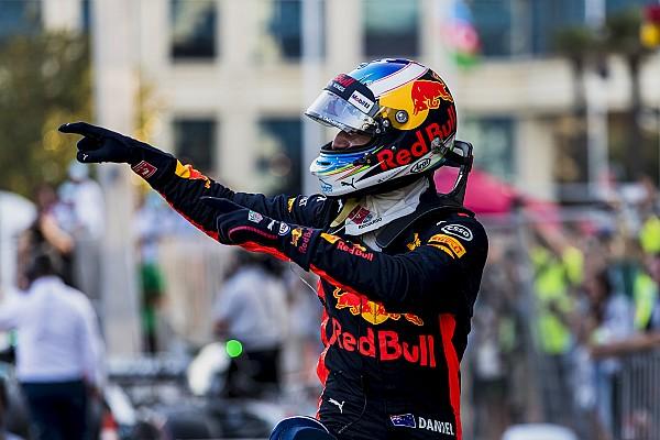Formula 1 Analisi Ricciardo negli ultimi 4 GP ha fatto più punti di Hamilton e Vettel!