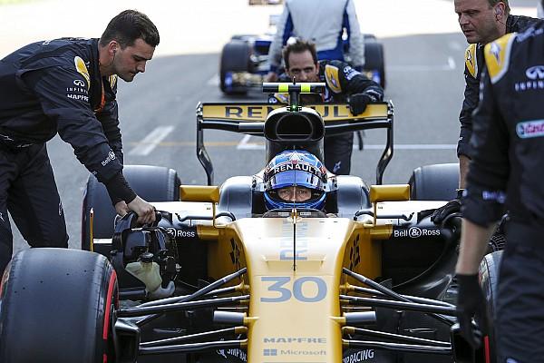 Формула 1 Палмер: Гірше за вікенд Ф1 у Баку бути не може