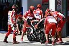 Bencana pergantian motor, Lorenzo salahkan Ducati