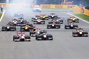 FIA F2 Race report Feature Race F2 Belgia: Leclerc mendominasi, Gelael finis P17