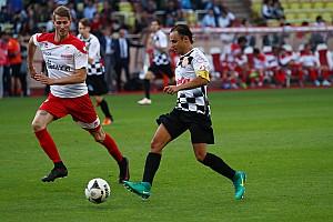 Képgaléria az F1-es focimeccsről Monacóban