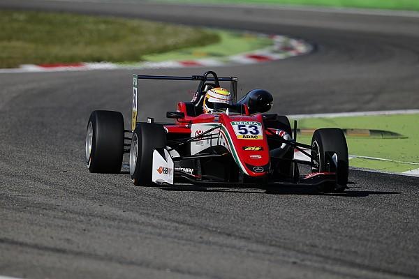 F3 Europe Relato da corrida Eriksson e Ilott triunfam em Monza; Piquet é 7º em corrida 3