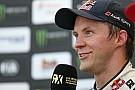 Rallycross-WM Mattias Ekström mit Frust und Hoffnung: