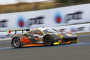 Asian Le Mans Breaking news Clearwater aims for FIA WEC