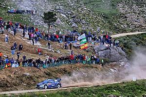 WRC Resumen de la etapa Tanak sale líder del caos del Rally de Portugal con Sordo segundo