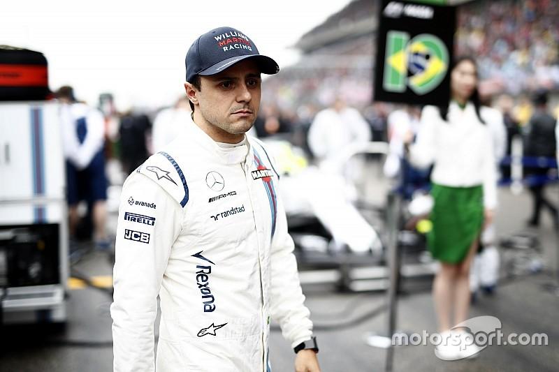 F1-Kolumne von Felipe Massa: Rückschlag in Shanghai