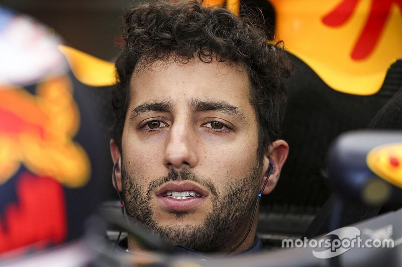 """Ricciardo: """"Fui iluso y creí que podíamos ganar"""""""