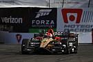 Long Beach IndyCar: Hinchcliffe kazandı