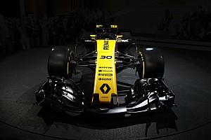 Forma-1 BRÉKING Videón a 2017-es F1-es Renault: R.S.17