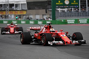 Formule 1 Actualités Arrivabene s'amuse des accusations de favoritisme pour Vettel