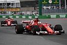 【F1】フェラーリ代表「ベッテル優遇の話を聞いて笑ってしまった」