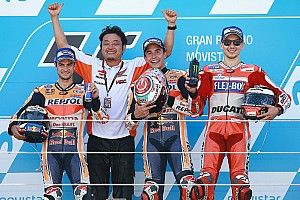 Aragon MotoGP: Marquez takes 16-point lead with victory