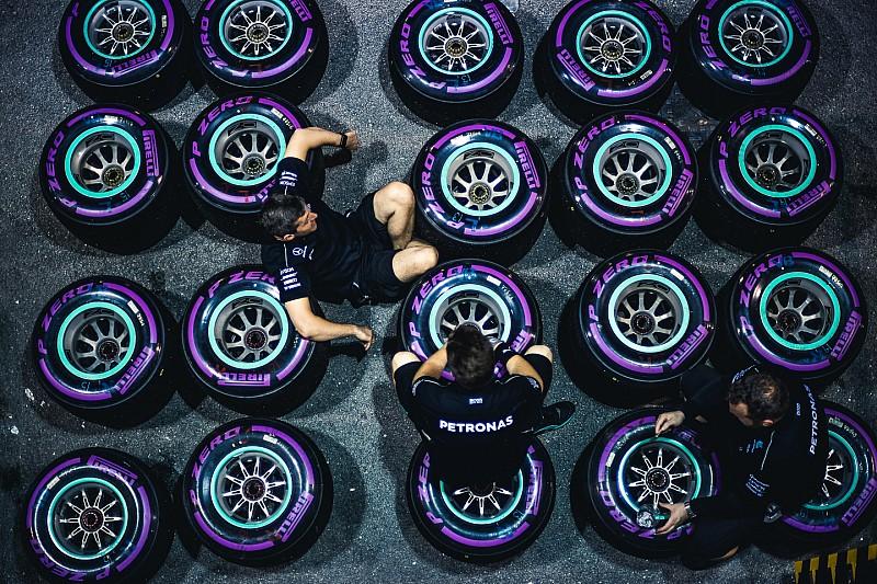 Times grandes são cautelosos em escolha de pneus para Austin