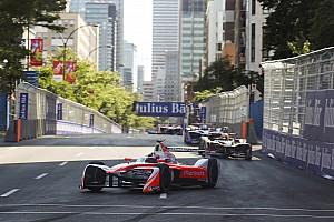 La Formula E no reemplazará a Montreal