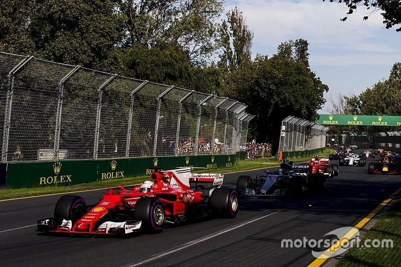 Мотор Ferrari як мінімум не гірший за Mercedes - Штайнер