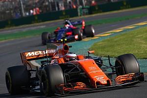 Формула 1 Новость Надежность McLaren приятно удивила Вандорна