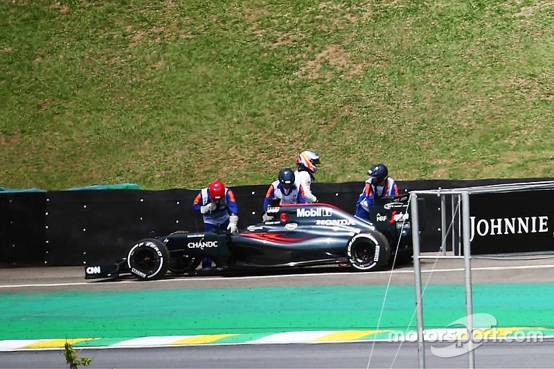 """Fernando Alonso: """"Si llueve no tenemos nada que perder"""""""