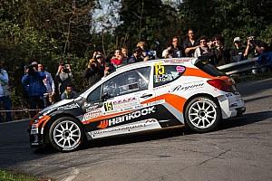 CIR Ultime notizie Luca Panzani torna nel Tricolore Rally con una Peugeot 207 S2000