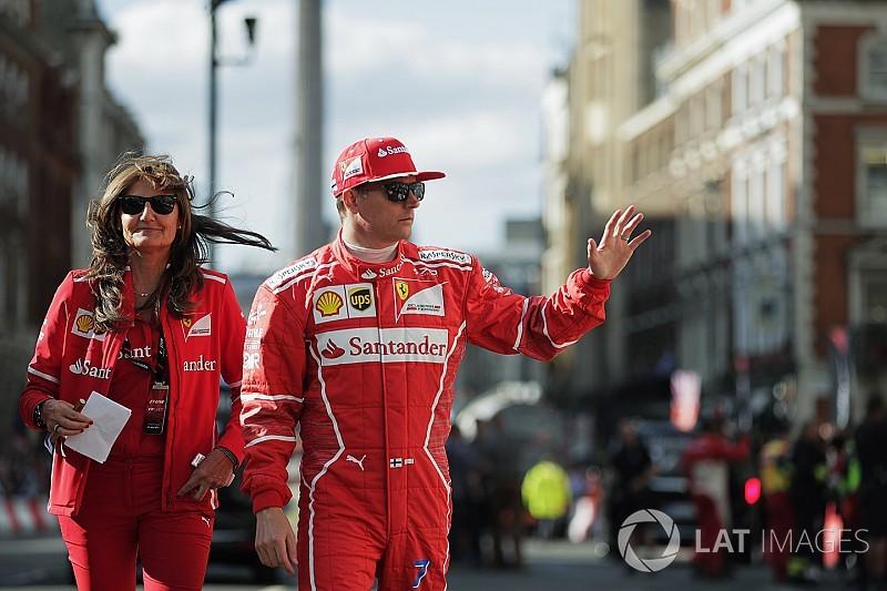 Raikkonen: Her şey Ferrari'ye bağlı