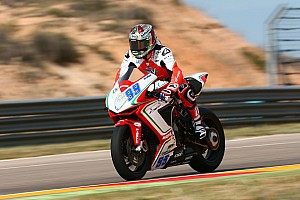 Supersport Qualifiche Jacobsen regala la pole di Aragon alla MV Agusta. Gran rientro di Sofuoglu