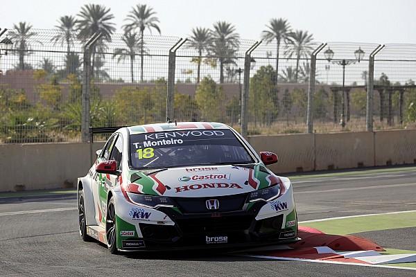 WTCC-Auftakt 2017 in Marrakesh: Pole-Position für Tiago Monteiro