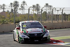 WTCC Qualifyingbericht WTCC-Auftakt 2017 in Marrakesh: Pole-Position für Tiago Monteiro