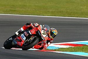WSBK Réactions Une première journée mouvementée pour Ducati