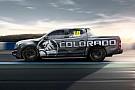 Supercars Holden unveils Colorado SuperUte