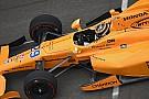 Le premier test d'Alonso pour l'Indy 500 attire 2 millions de vues