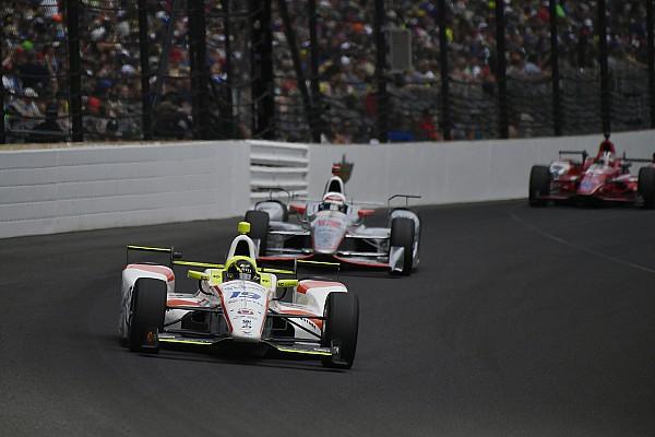 Ed Jones, formidable troisième après un Indy 500 très mouvementé